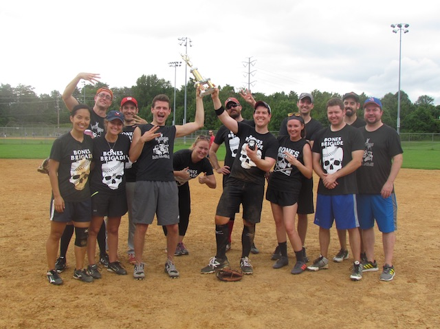 The 2018 Fourth Place Team: Bones Brigade