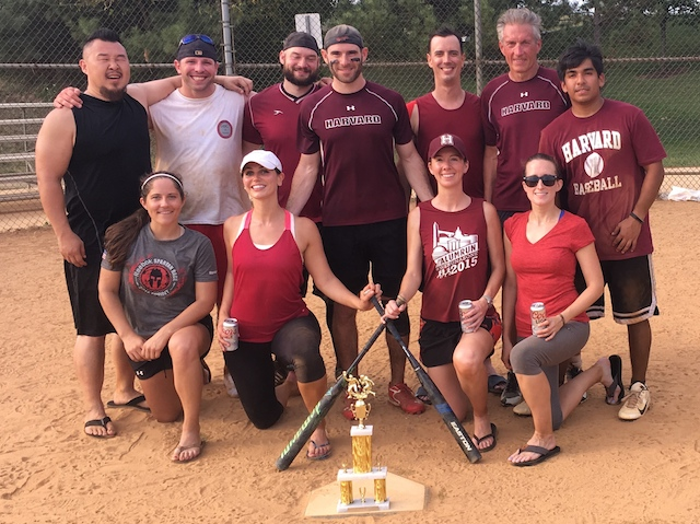 The 2016 Fourth Place Team: Crimson